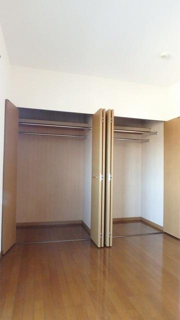 グレースコート11 / 301号室収納