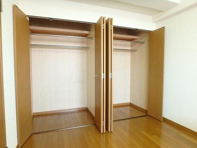マンテンビュー / 203号室収納