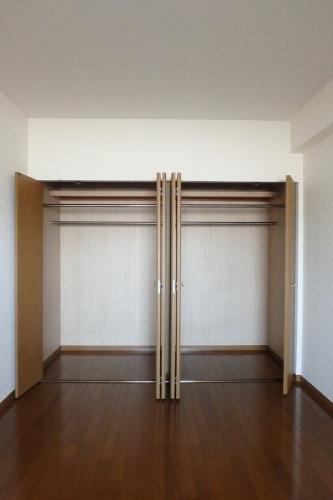 マンテンビュー / 602号室収納