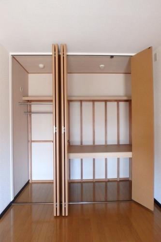 クレールマノワール / 201号室収納
