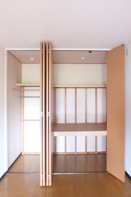 クレールマノワール / 203号室収納