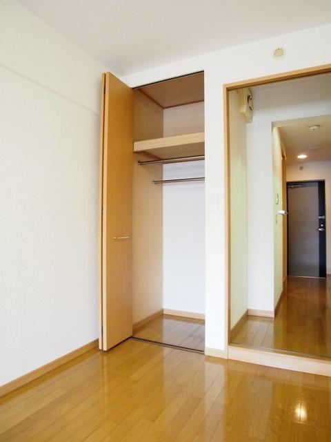 ブティア・ドゥ / 401号室収納