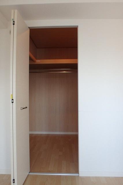シャトレ五番館(ペット可) / 503号室収納