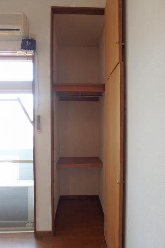 アメニティ仲畑 / 207号室収納
