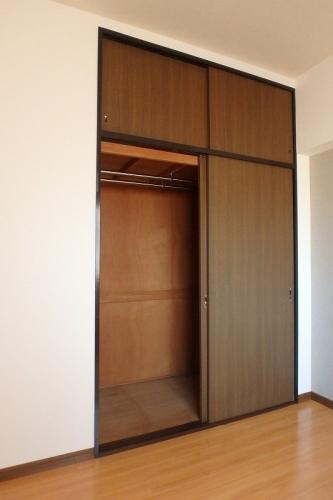 伯玄オーシャンハイツ / 205号室収納