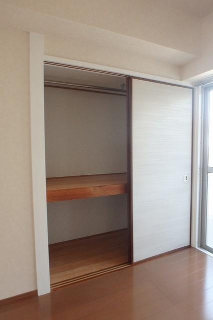 コーポミハラ / 203号室収納