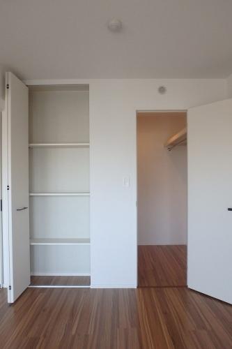 Deux Mille21 / 503号室収納