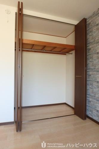 ファミール大谷 / 305号室収納