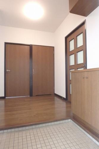 フレグランス20 / 103号室玄関