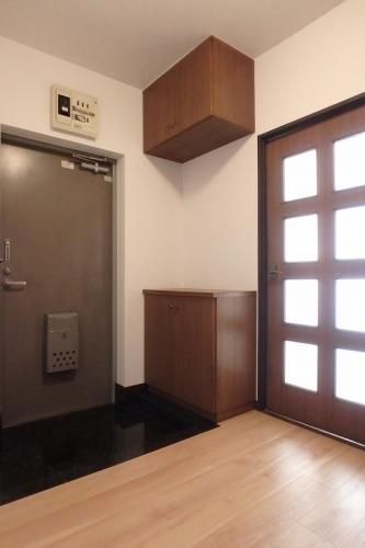 フレグランス20 / 302号室玄関