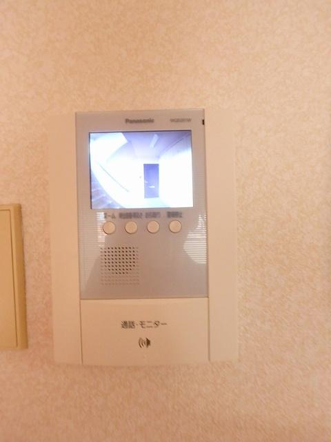 サンハイツ森山 / 203号室セキュリティ