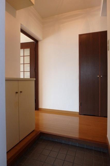 サンハイツ森山 / 206号室玄関