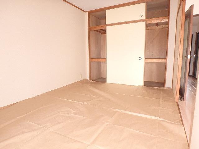 サンハイツ森山 / 305号室収納