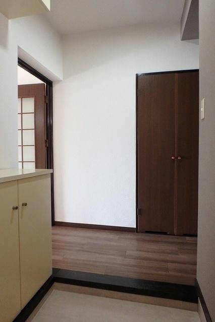 サンハイツ森山 / 403号室玄関