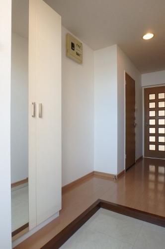 エクセレント中嶋 / 402号室玄関