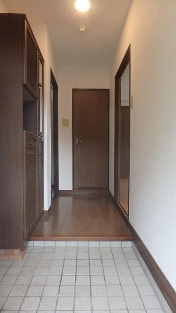セントラルハイツ / 303号室玄関