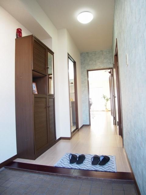 フレックス20 / 203号室玄関