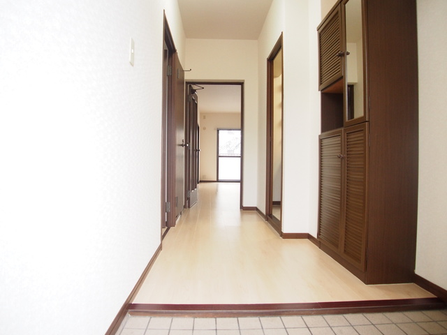 フレックス20 / 305号室玄関