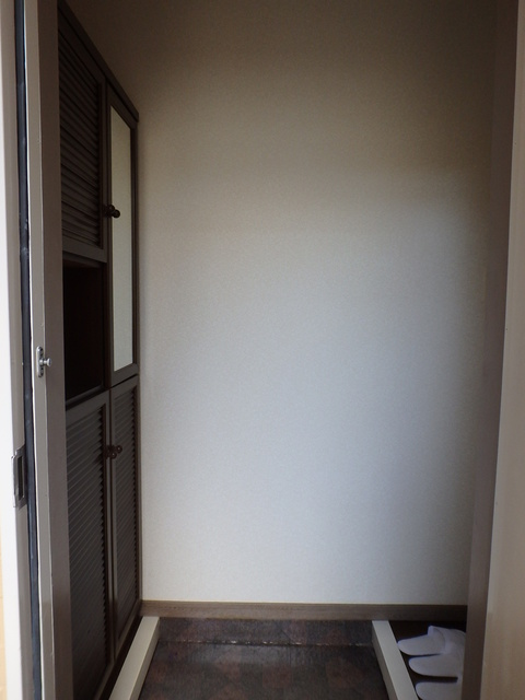 メロディハイツ乙金 / 106号室玄関