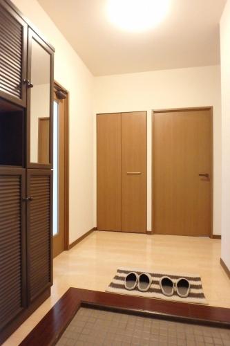 高義ビルⅡ / 103号室玄関
