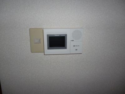 ジュネス東大利 / 101号室セキュリティ