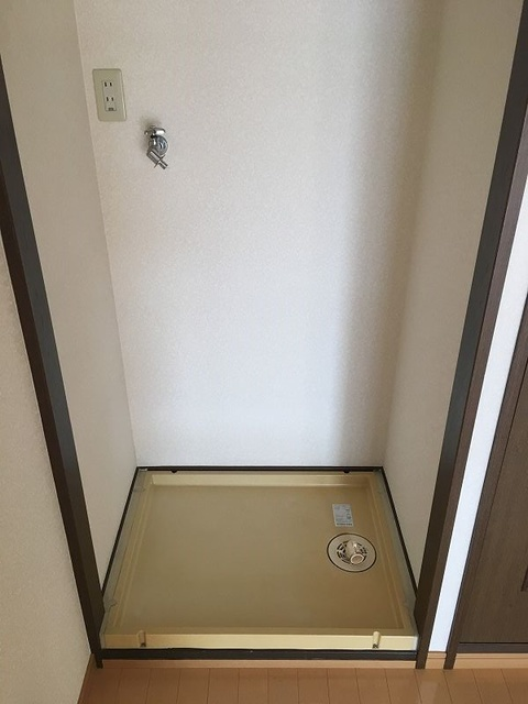 ジュネス東大利 / 201号室洗面所