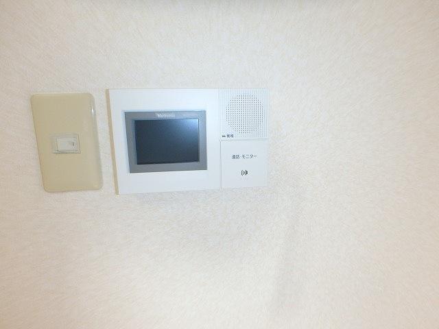 ジュネス東大利 / 306号室セキュリティ