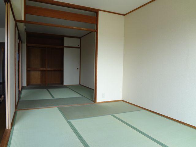 セピアコート'93 / 301号室和室