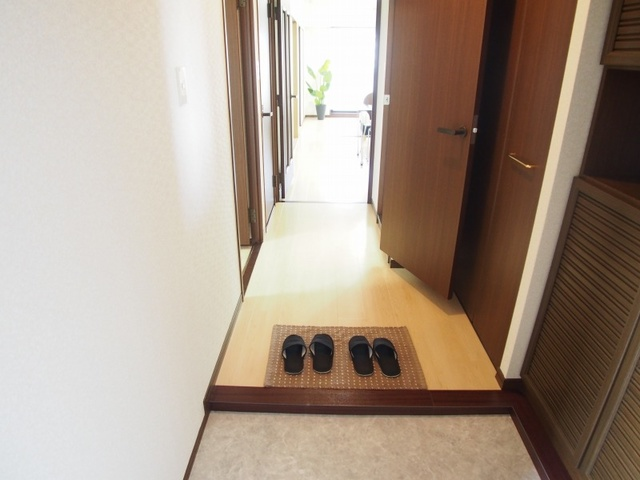 レスピーザⅡ / 405号室玄関