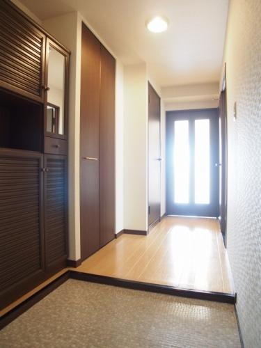 レスピーザⅡ / 406号室玄関