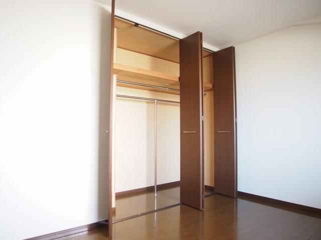 レスピーザⅡ / 601号室収納
