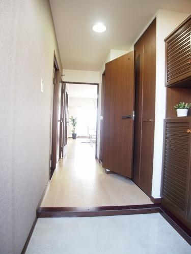 レスピーザⅡ / 602号室玄関