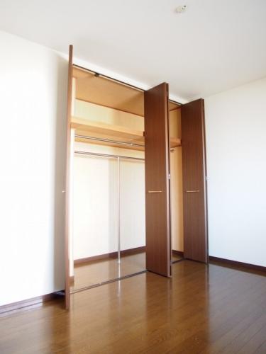 レスピーザⅡ / 606号室リビング