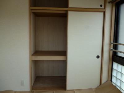 コスモス'95 / 202号室収納