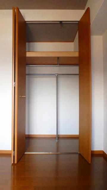 コスモス'95 / 301号室収納