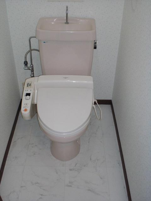 クレセント下大利 / 403号室トイレ