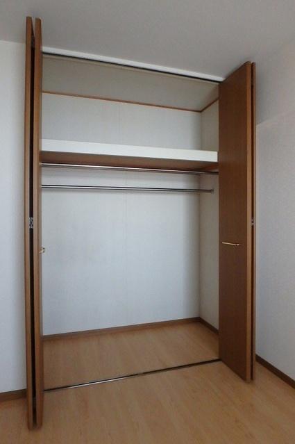 グレースマンション大野城 / 403号室収納