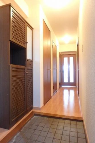 グレースマンション大野城 / 603号室玄関