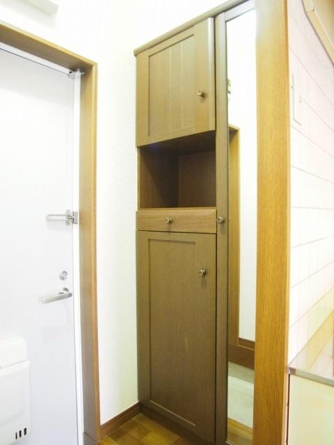 ベルハイツ / 107号室玄関