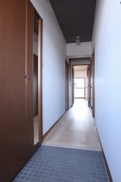 フローラルハイツ / 602号室玄関