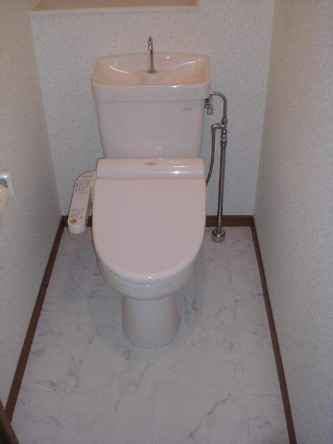 フェニックス大野城 / 101号室トイレ