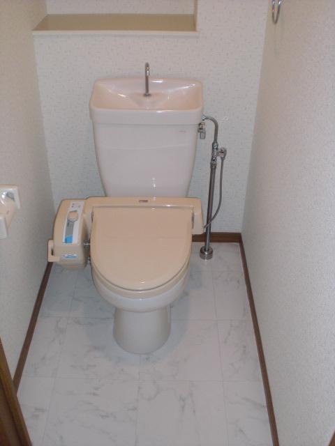 フェニックス大野城 / 102号室トイレ