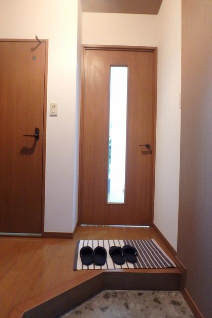 サンハイム日永田 / 202号室玄関