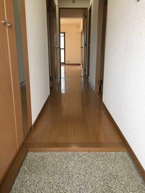 フレア・クレスト水城 / 601号室玄関