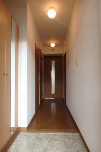 グレースコート11 / 201号室玄関