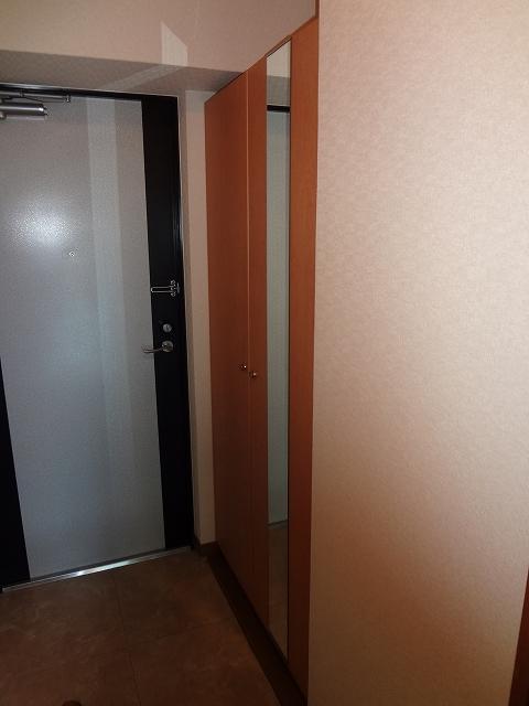 マンテンビュー / 304号室玄関
