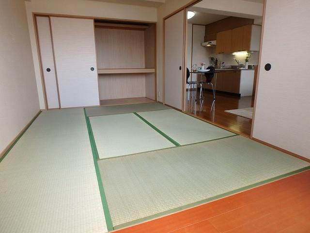 マンテンビュー / 403号室その他