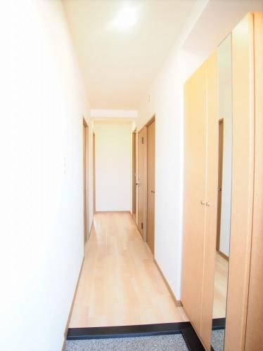 グランピア若草 / 602号室玄関