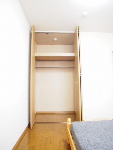 グランピア若草 / 603号室収納