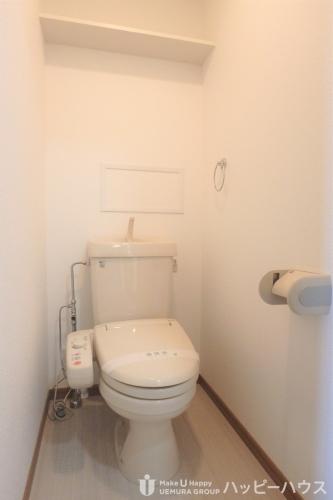 シーラ・プラッツ / 405号室玄関